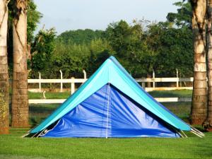 Namiot do przypięcia