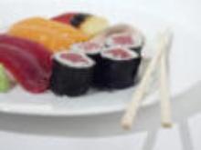 Talerz sushi