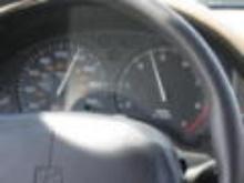 Kierownica w samochodzie