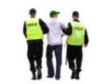 Policja aresztuje