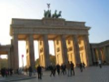 Berlin - Brama Brandenburska