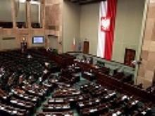 Sejm - (CC) Flickr Piotr Drabik