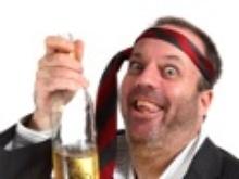 Pijany pracownik