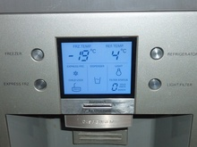 Lodówka temperatura