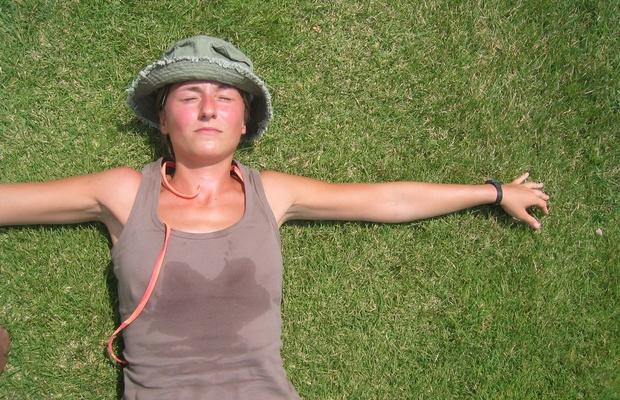 Jak sobie radzić w upalne dni