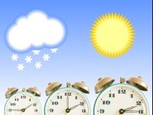 Zmiana czasu - czas letni i czas zimowy