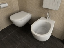 Toaleta i bidet