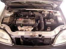 Silnik samochodu