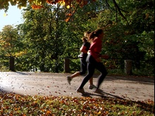 Jogging - bieganie