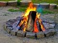 Jak rozpalić ogień za pomocą butelki z wodą
