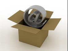 Email w pudełku