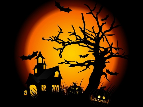 """Znalezione obrazy dla zapytania: wróżby na halloween"""""""
