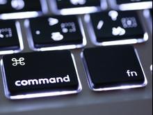 MacBook - klawiatura