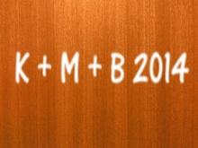 K + M + B 2014