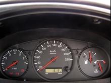 Samochód - tablica rozdzielcza