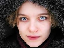 Kobieta zima