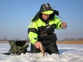 Bezpieczeństwo na lodzie. Jak z powodzeniem łowić w zimie?