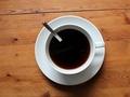 Nie pij kawy zbyt wcześnie rano
