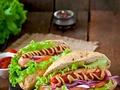 Historyczny hot-dog w zdrowej odsłonie