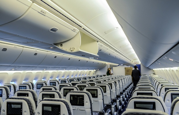 Podróż samolotem - podstawowe zasady etykiety