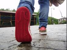 Chodzenie w butach