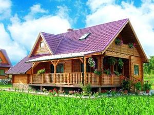 Budowa domu z bali - krok po kroku