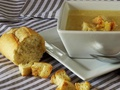 Przepis na zupę chlebową – pomysłowo, bezglutenowo i w 15 minut!!!