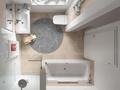 Projektujemy łazienkę dla rodziny