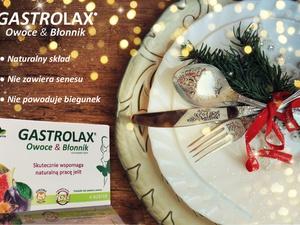 Przeżyj Święta naturalnie i lekko z Gastrolaxem