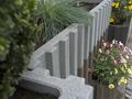 Nowoczesne kwietniki ogrodowe z betonu