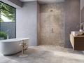 Strefa prysznicowa bez barier
