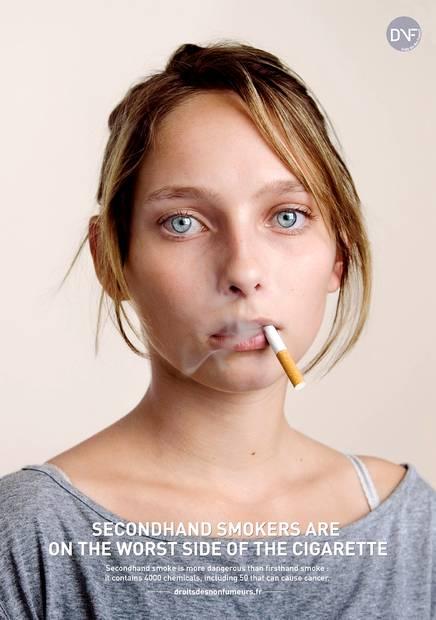 Po złej stronie papierosa