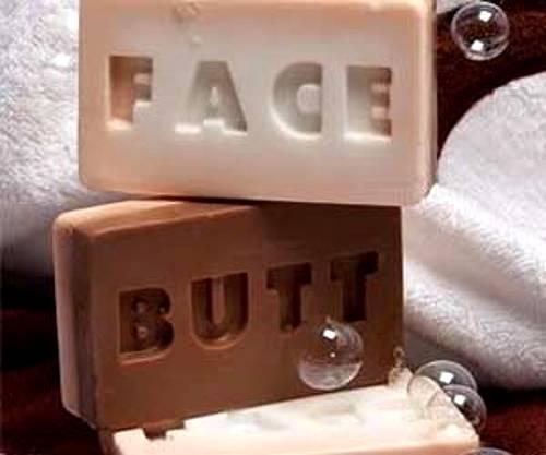 Jak prawidłowo dzielić się mydłem