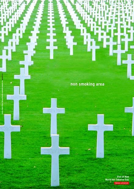 Miejsce dla niepalących