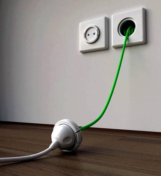 Sprytne gniazdko elektryczne