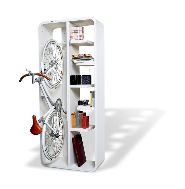Rower z książkami?