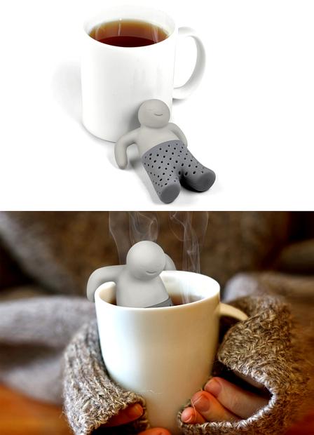 Relaks przy herbacie